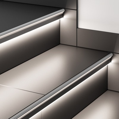 Beau Automatic LED Stair Lighting; Automatic Stair Lighting ...