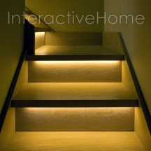 Dynamic stairs lights