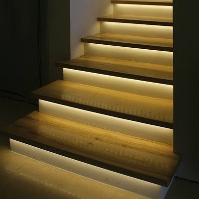 Etonnant Automatic LED Stair Lighting ...